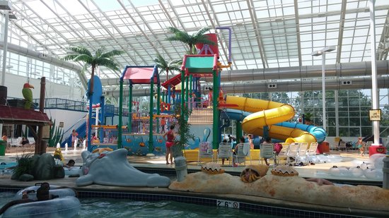 French Lick, IN: Waterpark