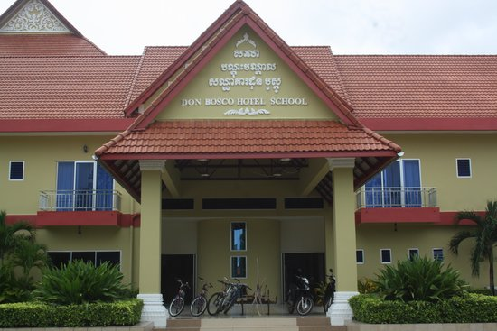 Photo of Don Bosco Hotel School Sihanoukville