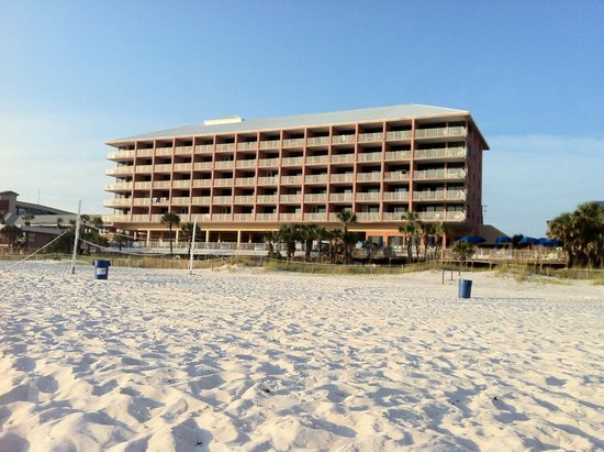 osprey motel picture of osprey on the gulf panama city. Black Bedroom Furniture Sets. Home Design Ideas