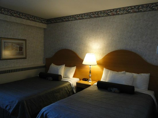 Bow View Lodge: Twin beds