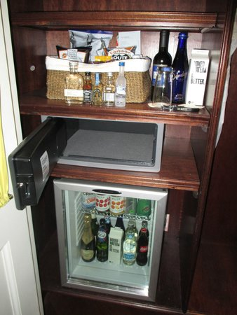 In Room Mini Bar Picture Of The Marlton Hotel New York