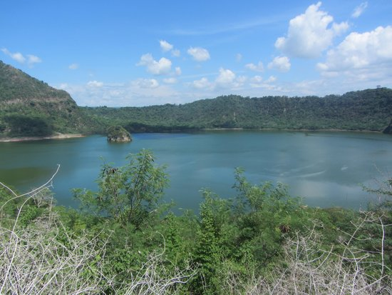 Crater Lake Resort Taal Taal Volcano Crater Lake From