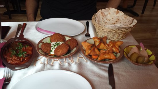 Starter picture of syriana birmingham tripadvisor for Syriana boutique hotel