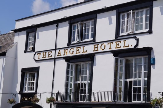 ‪The Angel Hotel‬