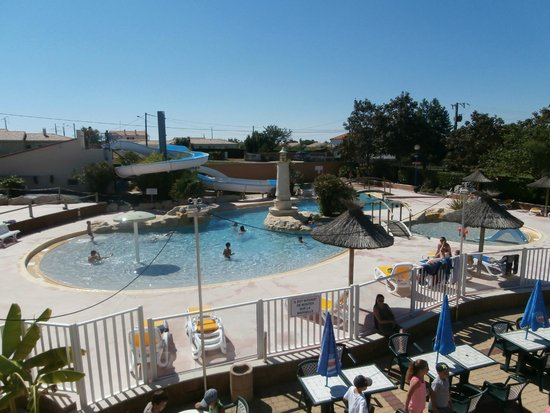 Poteau l ctirque picture of camping le royan royan for Camping piscine royan