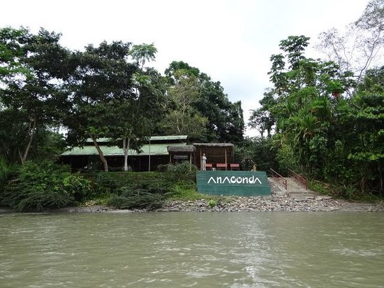 ‪Anaconda Lodge Ecuador Amazonia‬