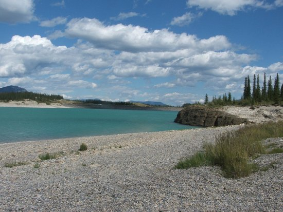 Lake  good fishing  Picture of Bighorn Dam, Alberta  TripAdvisor