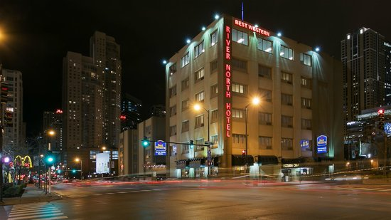 ‪BEST WESTERN River North Hotel‬