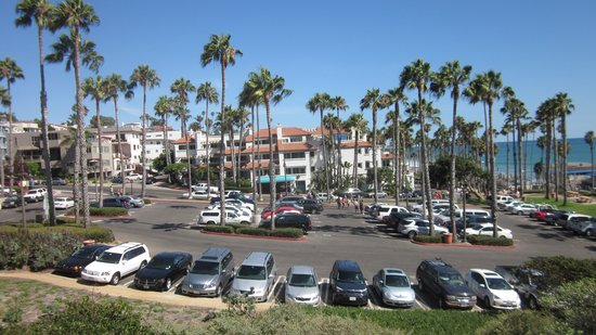 view of resort looking south picture of san clemente. Black Bedroom Furniture Sets. Home Design Ideas