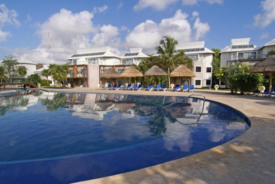 Sandos Caracol Eco Resort & Spa Photo