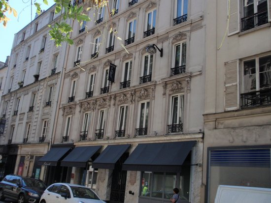 Hotel front picture of hotel mademoiselle paris tripadvisor - Mademoiselle a paris ...