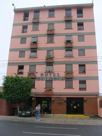 Photo of Hotel Melodia Lima