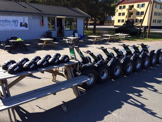 Arctic Segway - Private Tours