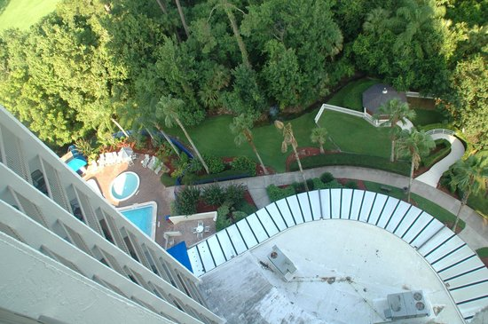 BEST WESTERN Lake Buena Vista Resort Hotel: The pool area