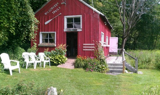 Wilderness Trails and the Vermont Fishing School