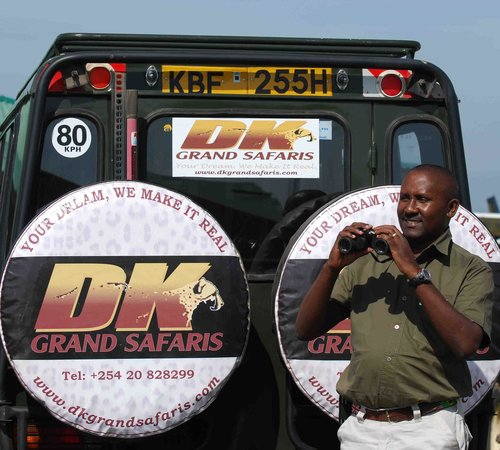 DK Grand Safaris & Tours Ltd - Day Tours