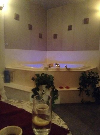 Ahava Day Spa