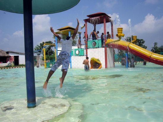 Water Park in Bhubaneswar Ocean World Water Park my