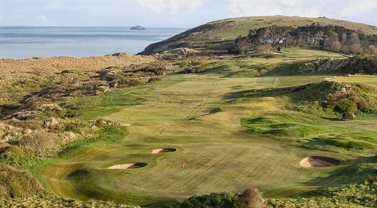 St Enodoc Golf Course Wadebridge England Address