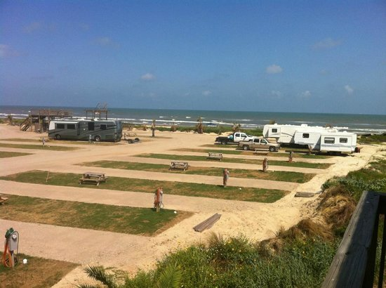 Beachfront RV Park & Resort