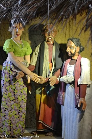 Traditional Puppet Art Museum