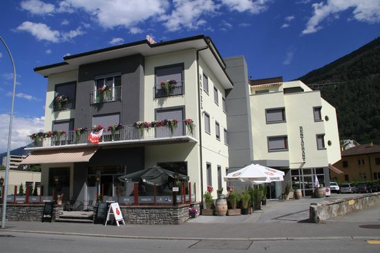 Photo of Hotel-Restaurant Du Stand Martigny