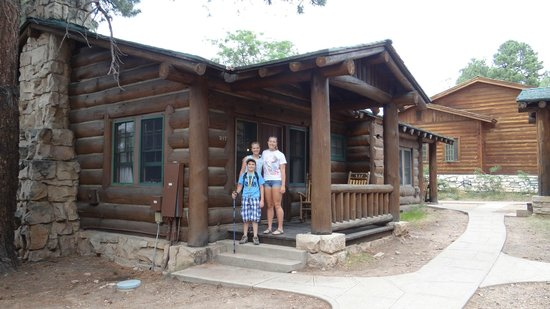 Front Porch Unit 306 Picture Of Grand Canyon Lodge