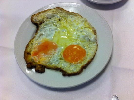 Hotel del Porto: Another breakfast! So it isnt done by mistake!