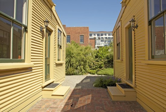 City Cottages: Two cottages