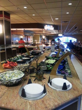 Roadhouse casino tunica buffet