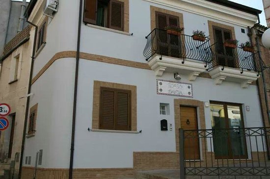 Bed and breakfast Savoia