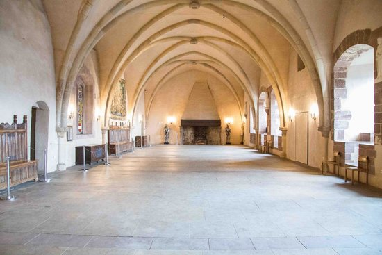 Foyer Grand Chatel Redon : Vianden picture of chateau de tripadvisor