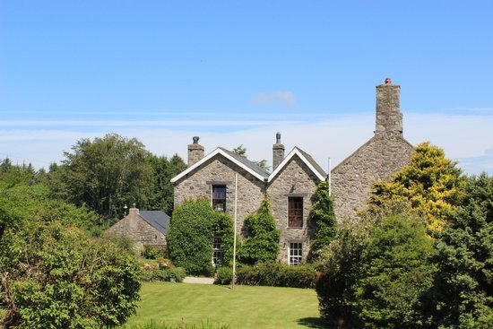 Wern Fawr Manor Farm - Country House