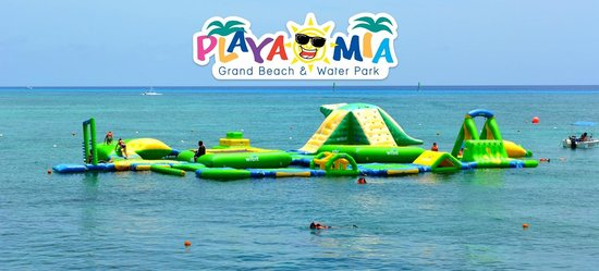 Playa Mia Grand Beach Water Park
