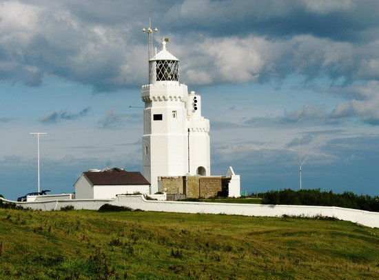 St Catherine S Lighthouse Niton England Address Phone