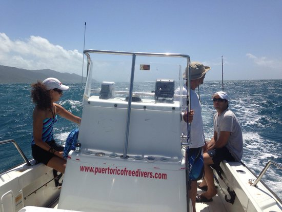 Deep sea fishing trip 2013 picture of puerto rico for Puerto rico fishing charters