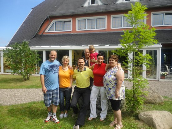 Wittenbeck, Germany: amigos