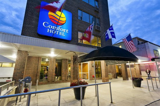 Comfort Hotel Downtown