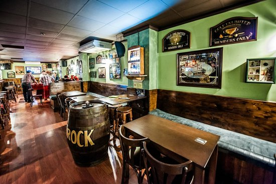 Cl sica decoraci n irlandesa picture of shamrock irish - Decoracion pub irlandes ...
