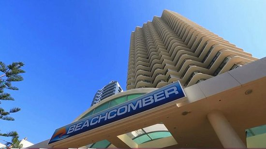 Photo of Beachcomber Resort Surfers Paradise