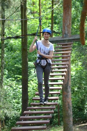 Obstacle Course and Adventure Park
