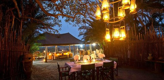 Wilderness Safaris Busanga Bush Camp