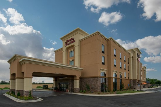 ‪Hampton Inn & Suites Clarksville‬