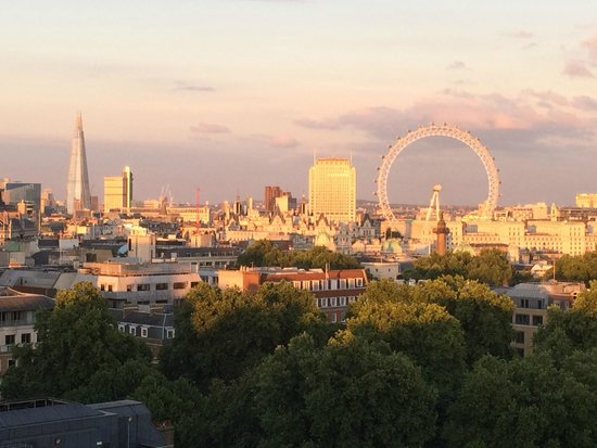 The Cavendish London: My room view