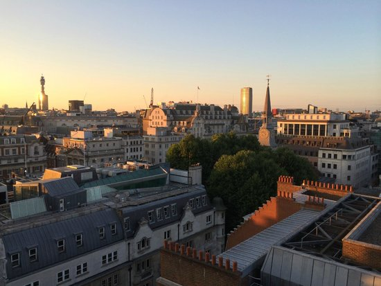 The Cavendish London: A room with a view