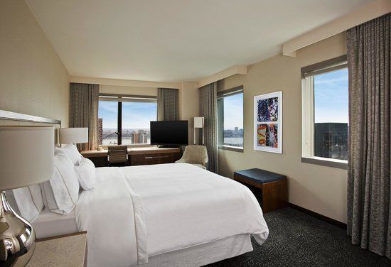 Premium Deluxe Corner King Guest Room Picture Of The Westin New York At Times Square New York