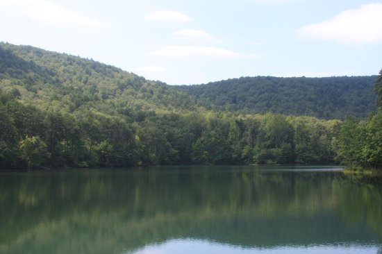 Picture Of Reservoir 3 Bassfishing Paris Mountain