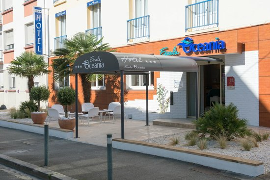 Photo of Hotel Escale Oceania Lorient