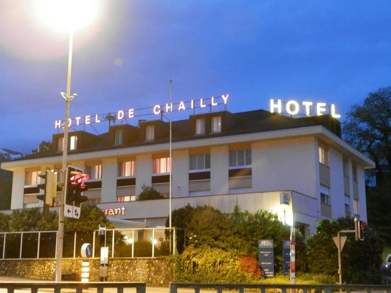 Hotel de Chailly