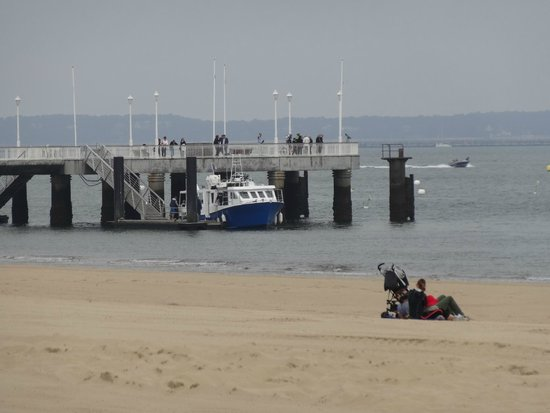 Thiers - Picture of Thiers Jetty, Arcachon